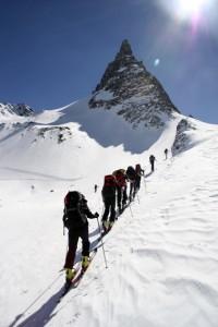 ski randonnee queyras
